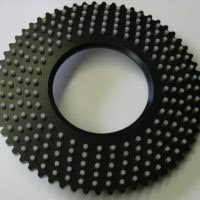 Industrial Disk Brushes - Electronics Production Brush