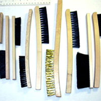 Industrial Flat & Handle Brushes - Flat & Handle Brushes