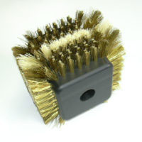 Industrial Special Brushes - Brass and Tampico Brush