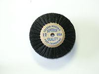 1-1/2 Inch (in) Hub Diameter and 3/4 Inch (in) Trim Size Superior Quality Jewelers Polishing Brush (12)