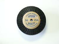 1-7/8 Inch (in) Hub Diameter and 5/8 Inch (in) Trim Size Superior Quality Jewelers Polishing Brush (3A)