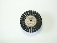 1-1/4 Inch (in) Hub Diameter and 5/8 Inch (in) Trim Size Superior Quality Jewelers Polishing Brush (5A)