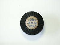 1-1/4 Inch (in) Hub Diameter and 5/8 Inch (in) Trim Size Superior Quality Jewelers Polishing Brush (7A)