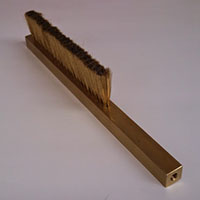 Wire Drawn Brass Contact Brush