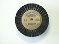 1-7/8 Inch (in) Hub Diameter and 5/8 Inch (in) Trim Size Superior Quality Jewelers Polishing Brush (1A)
