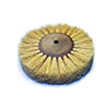 Satin Finish Jewelers Polishing Brushes - Tampico Satin Wheel Brush
