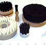 Industrial Disk Brushes - Disk and End Brush